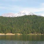 Lake Siskyo, Mt Shasta