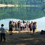 Sound Toning at Lake Siskiyou