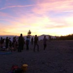 Sunset, Mt Shasta