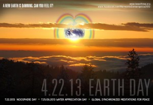 Gaia Earth Day
