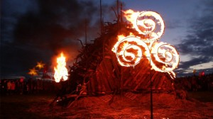 Festival of the Fires / Irland